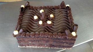 Alhambra cake